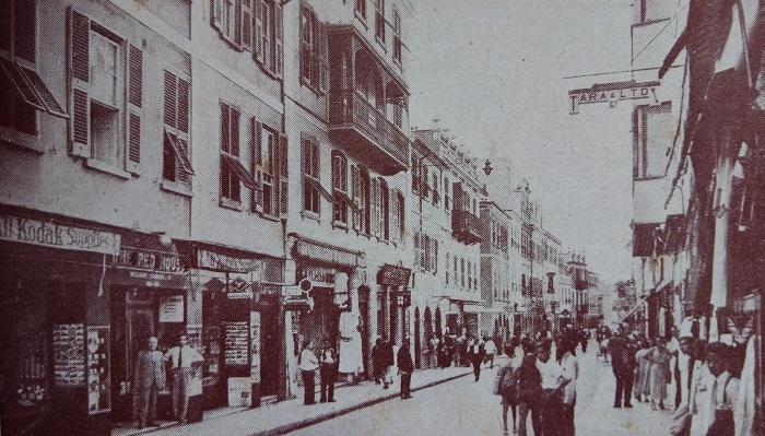 Explosión comercial en Gibraltar por las fiestas navideñas