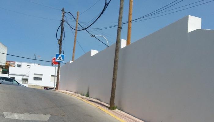 Calle Francisco Amado de Guadiaro