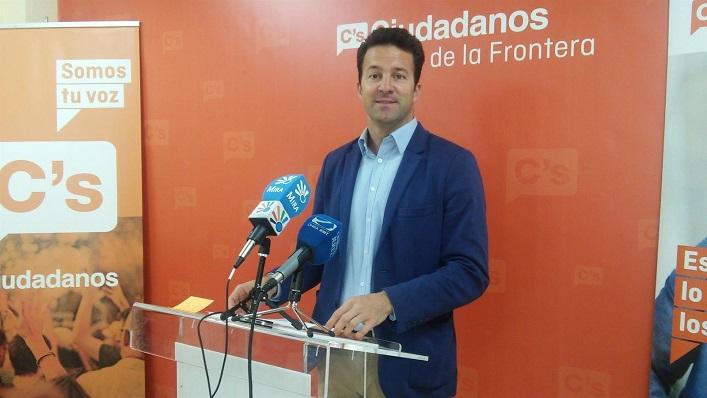 Carlos Pérez, senador nacional por la provincia de Cádiz