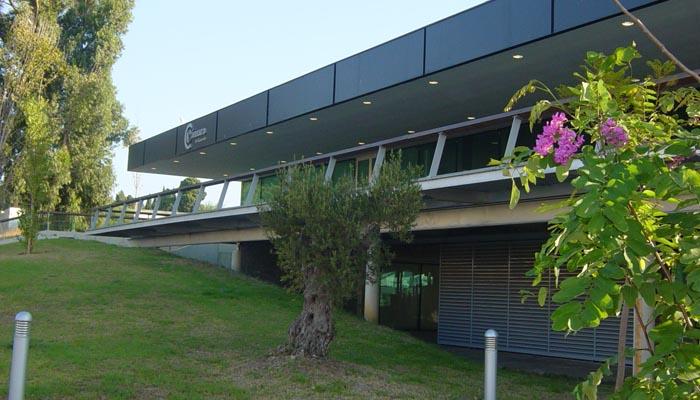 Sede de la Cámara de Comercio del Campo de Gibraltar