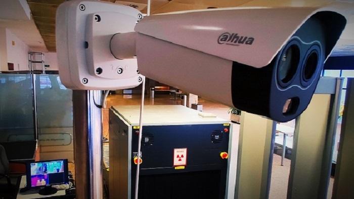 El Puerto de Algeciras instala cámaras térmicas en la terminal de pasajeros