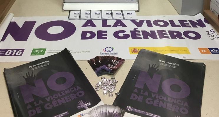 La campaña contra la Violencia de Género acaba de finalizar en La Línea