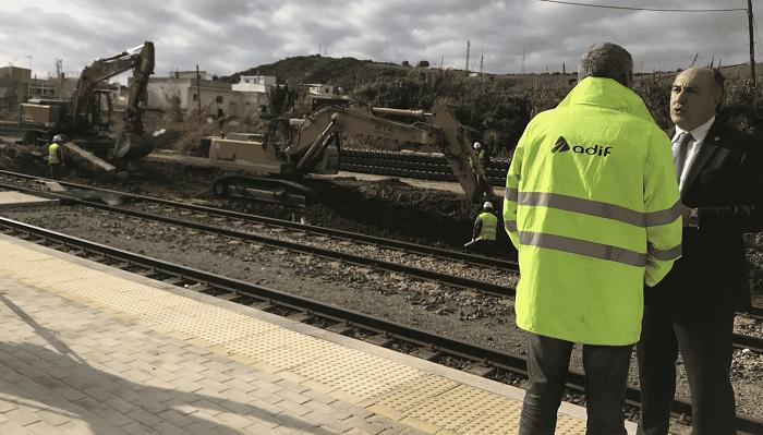 Landaluce se reunirá el martes con responsables de Renfe para abordar el problema del tren