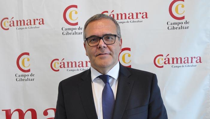 Carlos Fenoy será presidente de la Cámara de Comercio cuatro años más