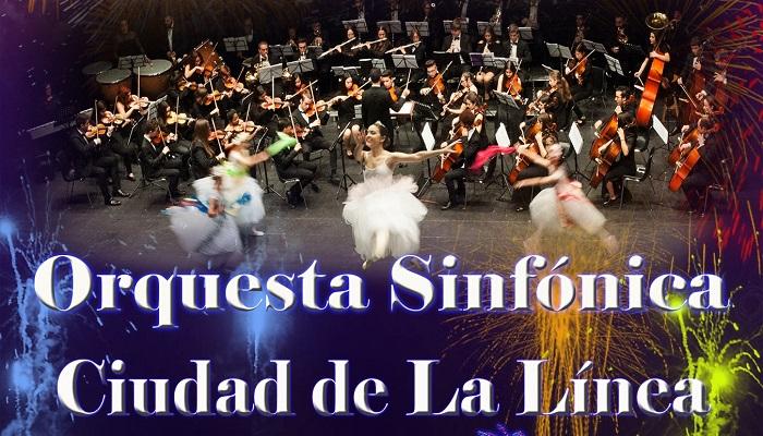El Palacio de Congresos de La Línea acoge el concierto de Año Nuevo