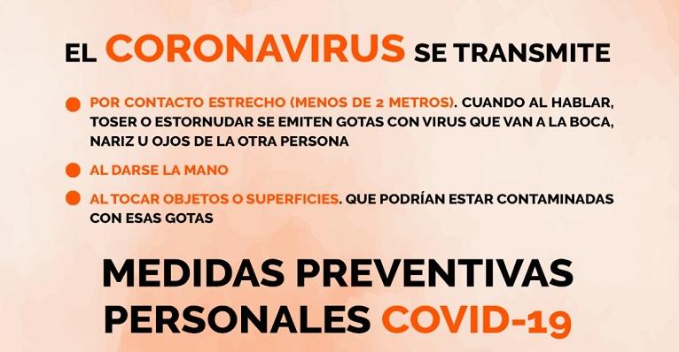 El Ayuntamiento insiste en sus pautas para frenar el coronavirus