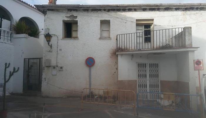 Antigua Casa del Médico de Guadiaro