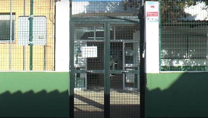 Imagen del CEIP San Bernardo de la Estación de San Roque