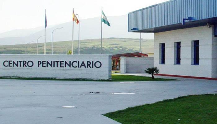 Centro Penitenciario de Botafuegos, en Algeciras