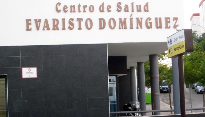 Uno de los centros de salud de San Roque