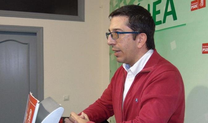 Juan Chacón, portavoz del PSOE en el Ayuntamiento de La Línea