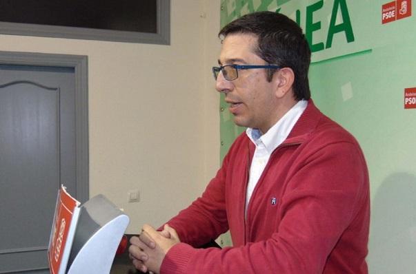 Juan Chacón, líder del PSOE linense