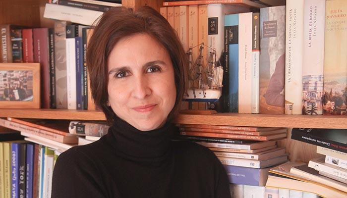 La escritora linense Rosario Pérez