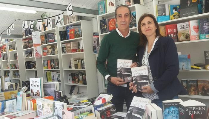 Rosario Pérez, en imagen reciente en La Línea
