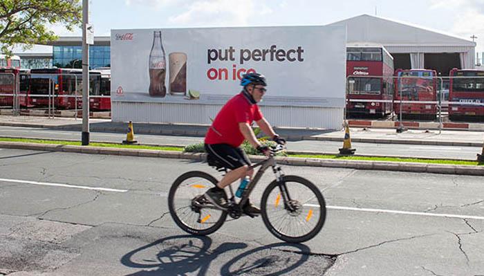 Se ampliarán 70 plazas de aparcamiento. Sergio Rodríguez