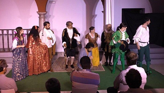 Comienza el III Ciclo de 'Un verano con los clásicos' en Algeciras
