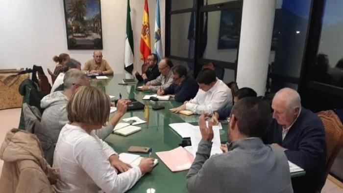 Ciudadanos acudió a la reunión de la Mesa de Trabajo por La Línea