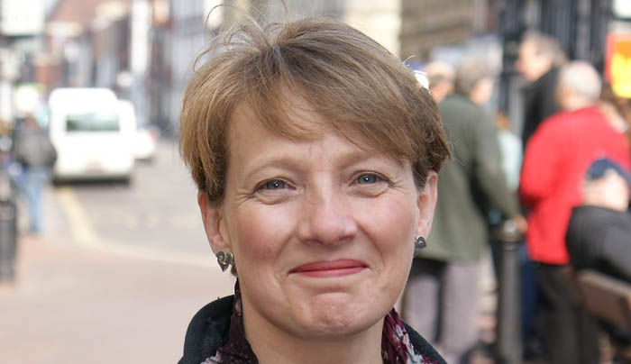 La eurodiputada británica Clare Moody