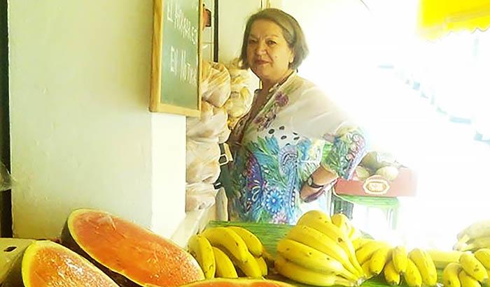 Clementina Pérez, vecina y luchadora