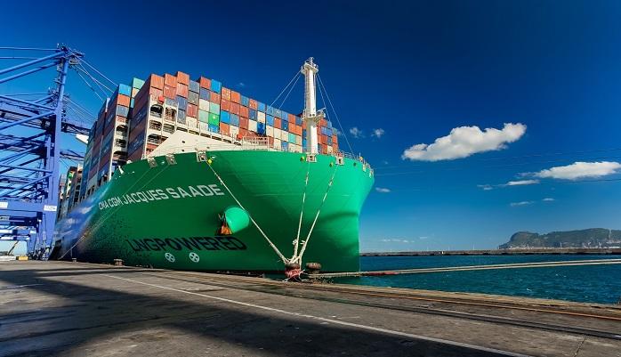 El Puerto superará los 100 millones de toneladas en 2020