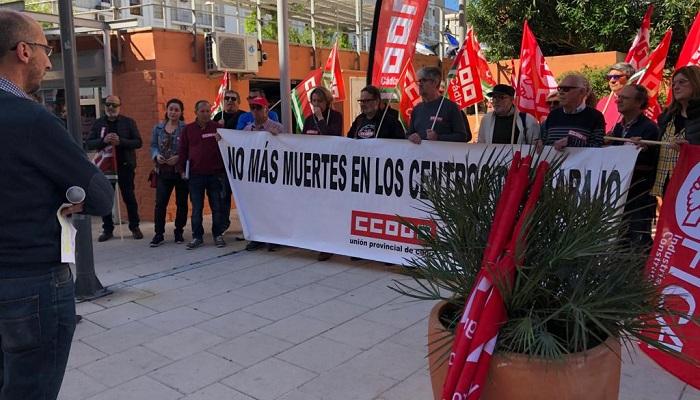 Algeciras registra las cuatro muertes laborales en la comarca desde enero
