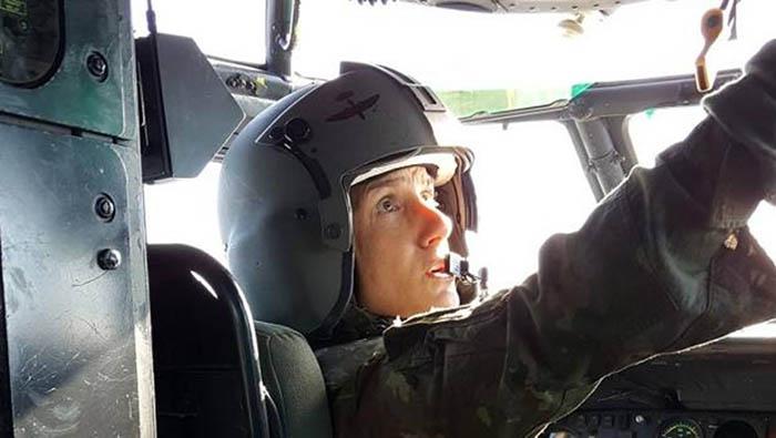 Comandante Gala Gallego