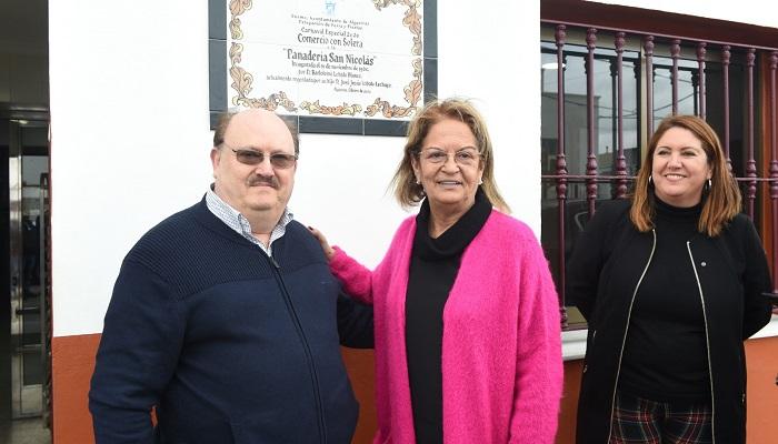 La Panadería 'San Nicolás' y Pastelería 'Las Colinas', galardonadas en Algeciras