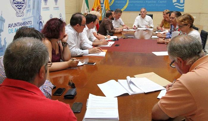 Vox Algeciras insiste en realizar una Comisión de Seguridad Local
