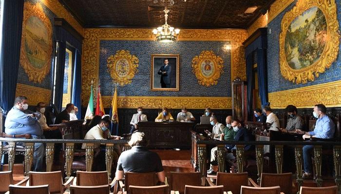 Presentado el ejercicio 2019 de Algeciras a la Cámara de Cuentas