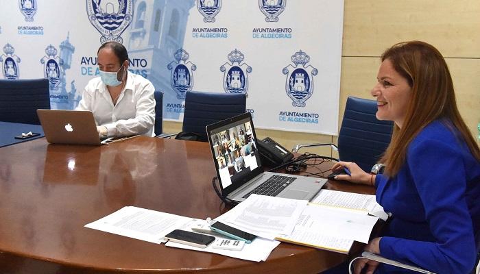 Hacienda aprueba ayudas con entidades sociales y deportivas en Algeciras