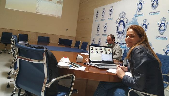 La Comisión de Hacienda se reúne por vía telemática para tratar distintos asuntos