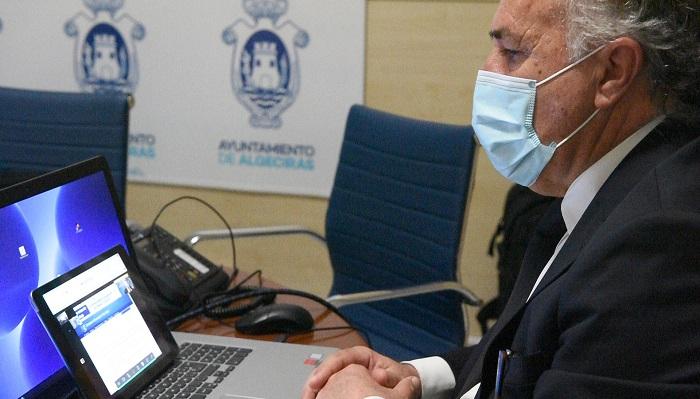 Landaluce califica de 'muy positivo' el proyecto de la Universidad de los Mares