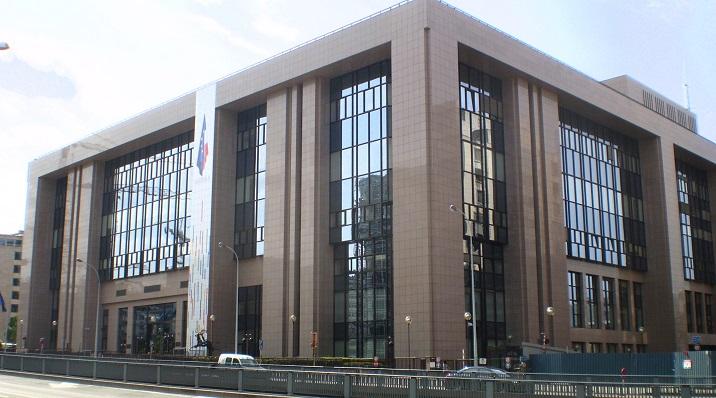 Sede del Consejo Europeo en Bruselas