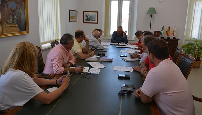 Los consejos de administración de las empresas municipales se han reunido hoy