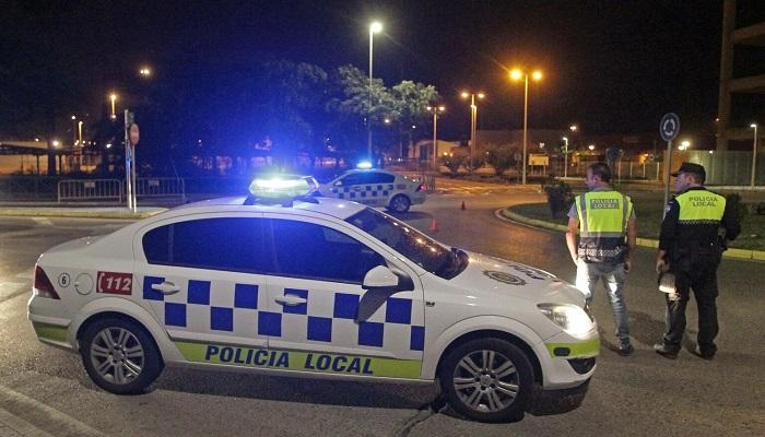 La Policía Local denuncia a 223 vehículos en Algeciras