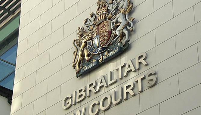 Tribunales de Gibraltar.