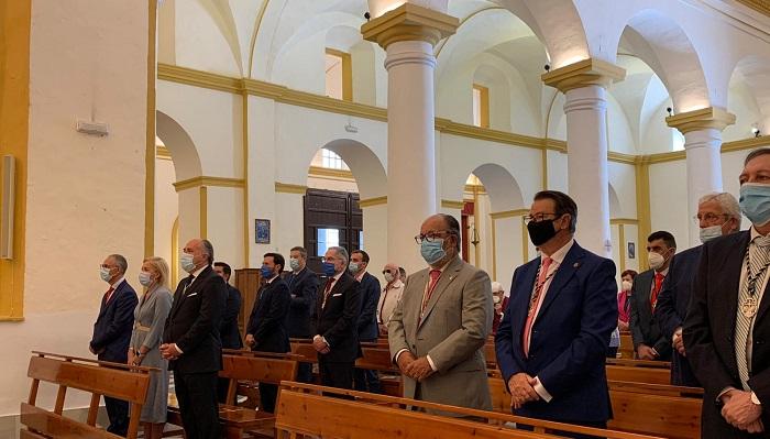 El Ayuntamiento participa en la celebración del Corpus Christi en Algeciras