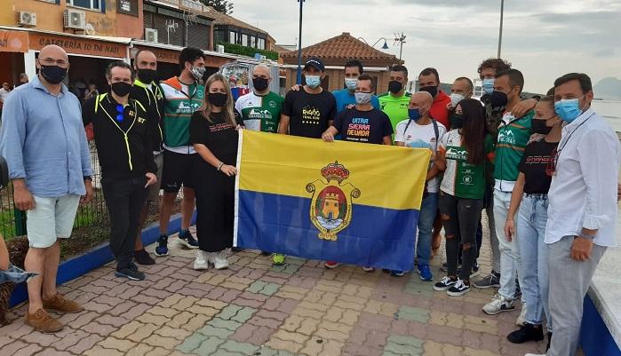 Quince corredores de Algeciras parten hacia la Riaño Trail Run