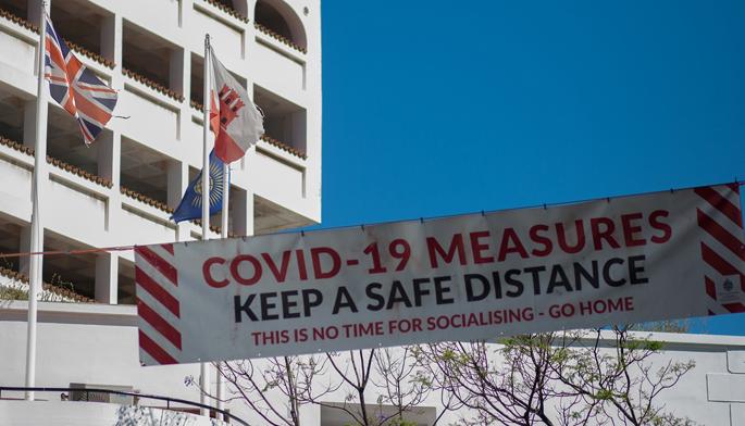 No hay nuevos casos de Covid. Foto SR