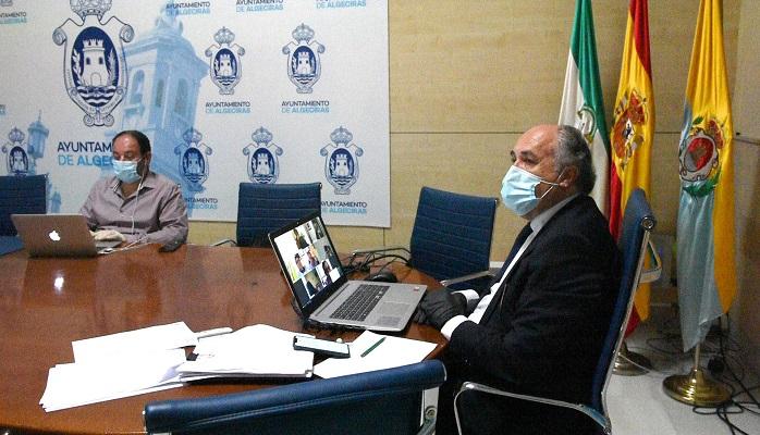 Constituida la comisión para la promoción e impulso de Algeciras
