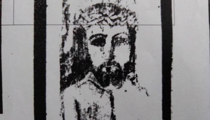 El rostro del Cristo. Así lo conoció el periodista Martínez Garrido