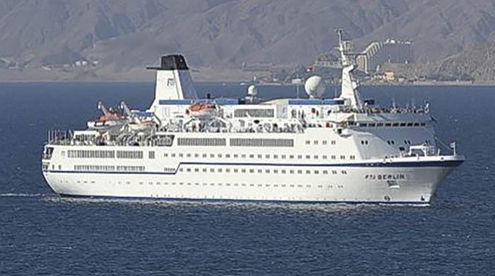 Crucero Berlín