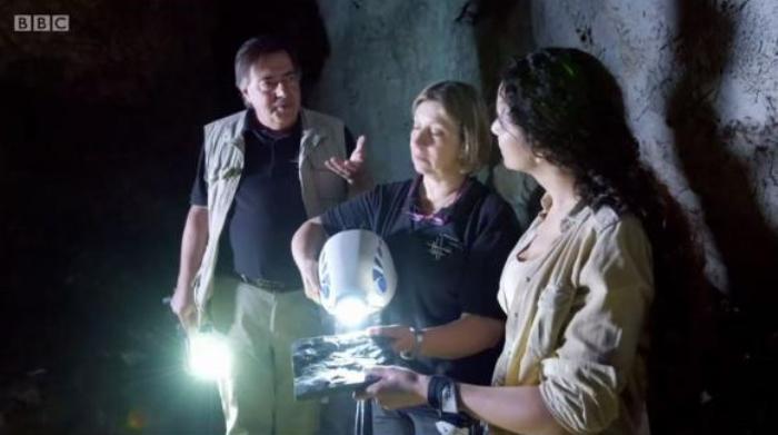 La Cueva de Gorham, en la BBC