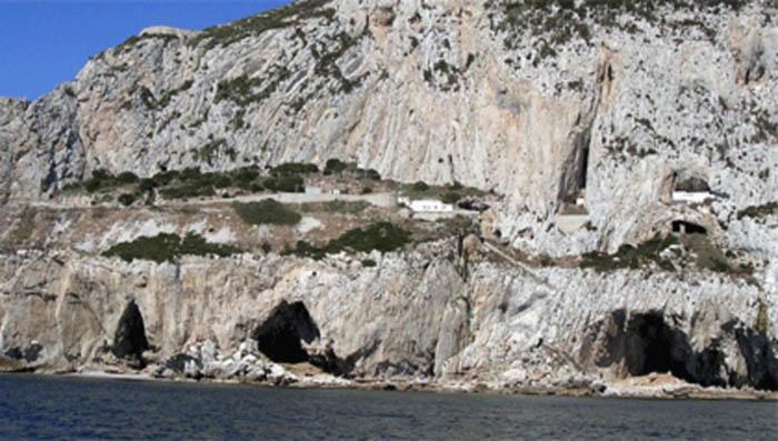 Cueva Gorham Gibraltar Unesco