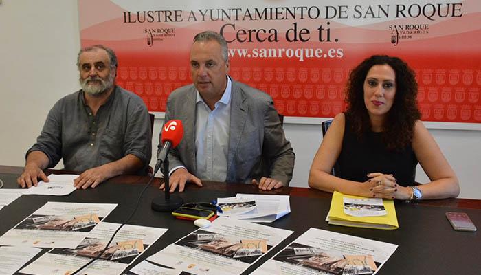 Presentación en San Roque del curso sobre memoria histórica