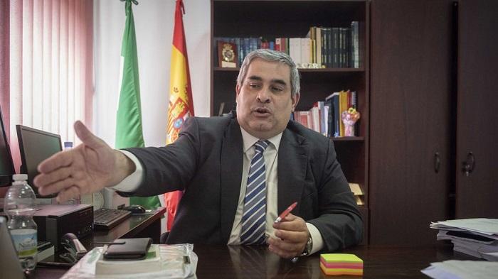 El fiscal jefe de Algeciras denuncia otro sabotaje en su vehículo