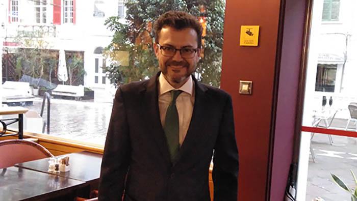 Damon Bossino, portavoz del GSD