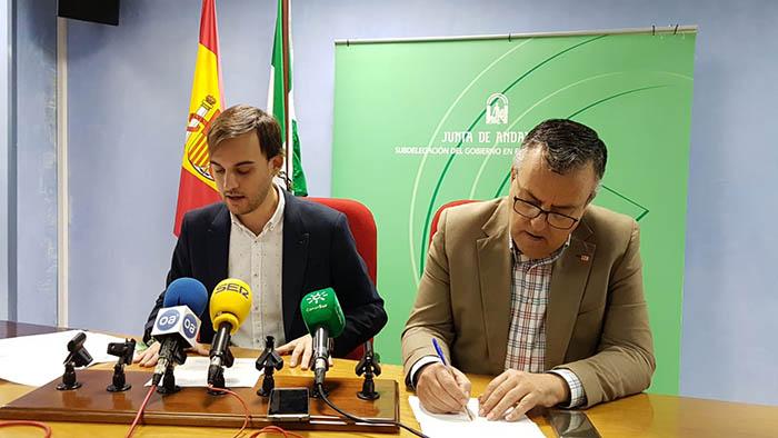 Delegado territorial de Cultura de la Junta de Andalucía
