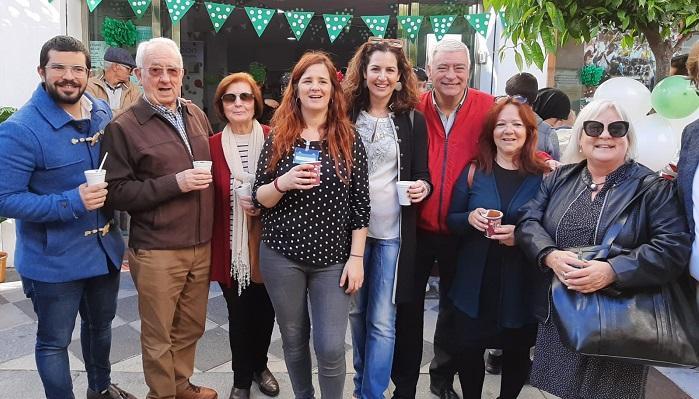 'Un barrio de todos' celebra el Día de Andalucía en Algeciras