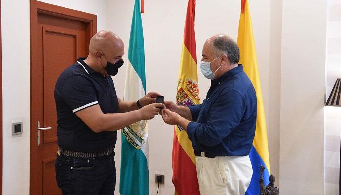 El alcalde de Algeciras despide al inspector jefe Pedro Ferrer